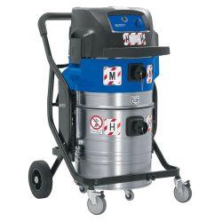 Nilfisk Attix 995-0H/M Type 22 egyfázisú kétmotoros ipari porszívó a gyúlékony / éghető anyagok felszívására Atex Zóna 22 szerint