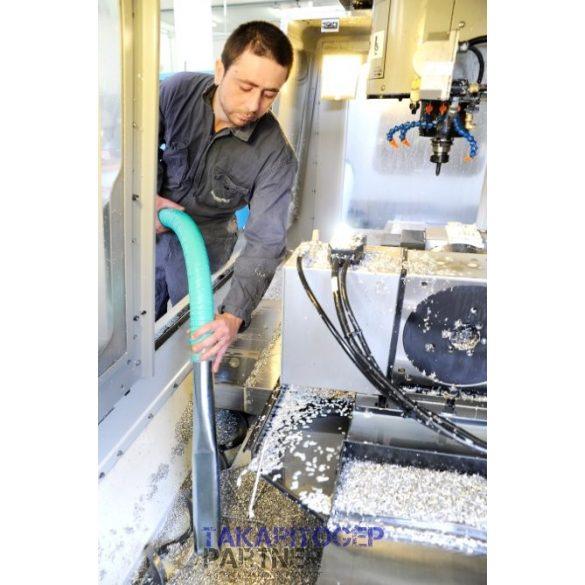 Nilfisk S3B L 100 egyfázisú három motoros száraz nedves ipari porszívó a gépipar számára (+felszívó készlet)