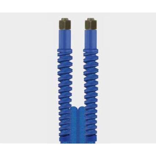 Nagynyomású tömlő 4,2m, kék Ehrle Dibo Christ Uniwash autómosókhoz (M14 belső - M14 belső)
