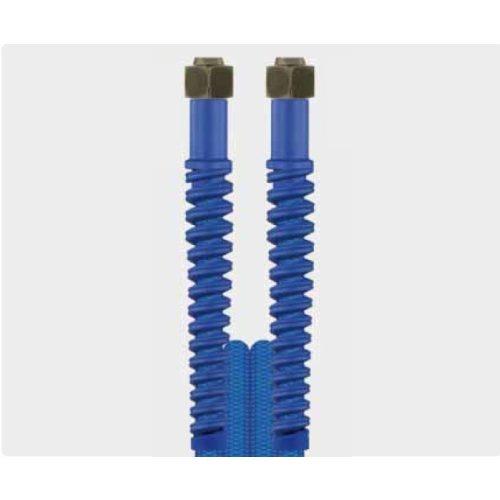 Nagynyomású tömlő 4,2m, kék Ehrle Dibo Christ Uniwash autómosókhoz (M18 belső - M18 belső)