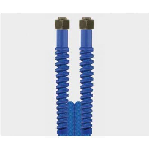 Nagynyomású tömlő 5m kék Ehrle Dibo Christ Uniwash autómosókhoz (M18 belső - M18 belső)