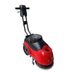 Viper AS 380 B kisméretű padlótisztító gép (csomagban: akku+töltő+kefe+szívógumi)