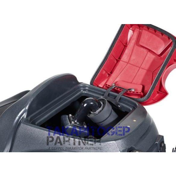 VIPER AS 530R vezetőüléses padlótisztító gép (kefe+akku+töltő)