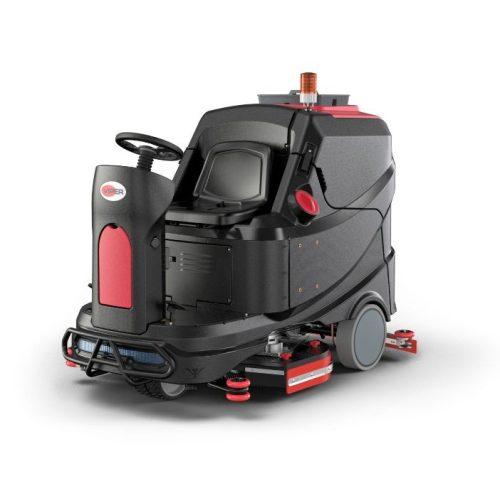 VIPER AS 1050R vezetőüléses padlótisztító gép