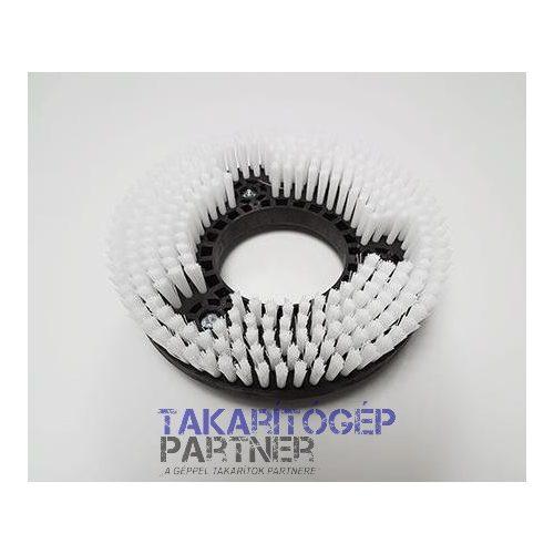Súrolókefe közepes (Eureka E61) 30,5cm 0,6PPL fehér