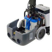"""Nilfisk SC351 """"Full package"""" kisméretű padlótisztító (akku+töltő+kefe+szívógumi)"""