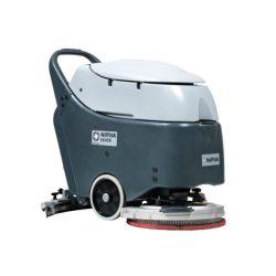 Nilfisk SC450 53 B akkumulátoros padlótisztító gép (akku + töltő + kefe + szívógumi)