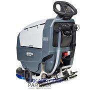 Nilfisk SC401 43B FULL PKG akkumulátoros padlótisztító gép (akku+töltő+kefe+padtartó+szívógumi)