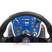 Nilfisk SC3500 GO FULL PKG. vezetőüléses padlótisztító (kefe, padtartó, akku, töltő, vegyszeradagoló)