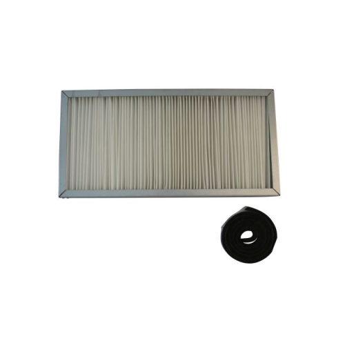 Porszűrő (Hakomatic B 1050 / B 1100 / B310R) 555 x 280 x 55 mm