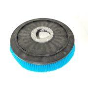 Szőnyegkefe (Fiorentini Jolly 17 géphez) puha 41cm PPL 0,3mm kék-fehér