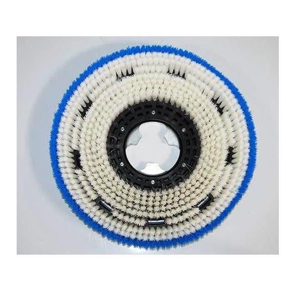 Samponozó kefe puha (egytárcsás súrolóhoz) 41cm PPL 0,3mm kék