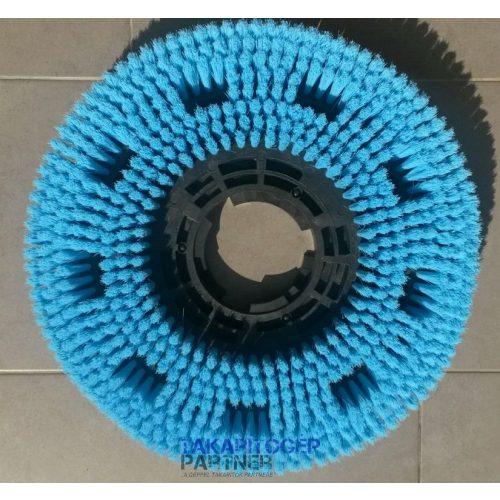 """Szőnyegező kefe puha 17"""" 43cm PPL 0,3mm kék"""