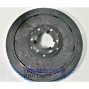 Szőnyegkefe puha (Nilfisk FM400 / Spintec 443) 40,5cm PPL0,3mm kék