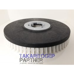 Súrolókefe (Hako E/B 430) közepes 43cm PPL 0,75 mm fehér