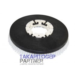 Súrolókefe (Taski Swingo 3500) közepes 43cm PPL0,75 fehér /8501100 helyett/