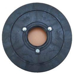 Súrolókefe (IPC Gansow CT 45 B 50) közepes 50cm 0,6PPL /SPPV01332 helyett/