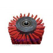 Hengerkefe piros közepes (Kärcher BR 530 XL) 53cm PPL0,4mm