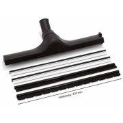 2in1 ipari száraz nedves porszívófej 40cm (kefe és gumibetéttel) MK400 DN50