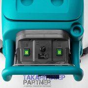 Eureka E50 Base ipari padlótisztító automata egyszerű kezelőfelület