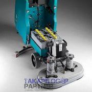 Eureka E61 önjáró gyalogkíséretű padlótisztító gép (ECO víz visszaforgató rendszerrel)