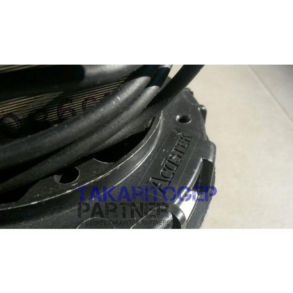 Felszívómotor 24V/ 640W E850043 inlet csővel