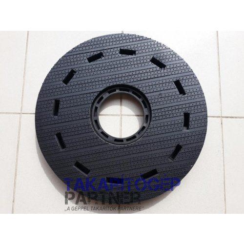 Pad tartó (Tennant T3 / T300 50cm) 480mm habszivacs + teljes tapadófelület, 3 LUG