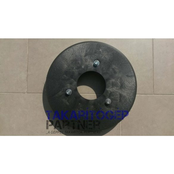 Pad tartó (Tennant géphez) 405mm habszivaccsal teljes tapadófelület