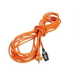 Nilfisk VP300 HEPA hálózati kábel, gyorscsatlakozós, narancs, 10m (107402676)