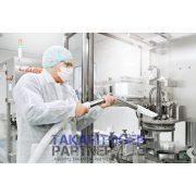 Nilfisk VHS 110 CR egyfázisú száraz-nedves ipari porszívó tisztatér felhasználásra: gyógyszeripar élelmiszeripar (+felszívókészlet)