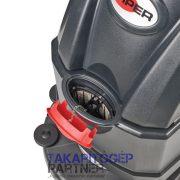 Viper AS 5160T takarítógép tisztavíz betöltő nyílása