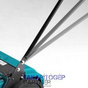 Eureka Picobello 151 ipari kézi seprőgép állítható tolókarral rendelkezik