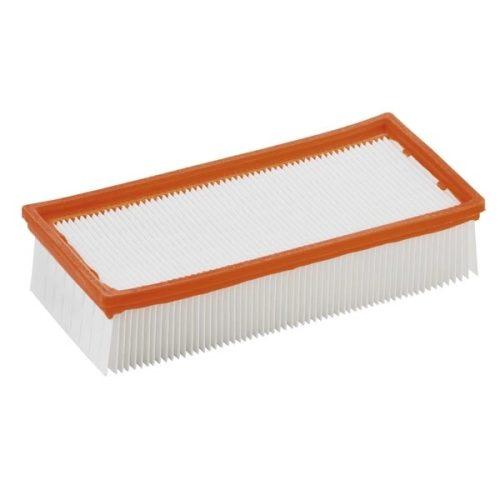 Harmonikaszűrő PES Karcher NT 65/2 NT 75/2 (6.904-284 helyett)