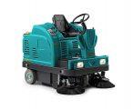 Eureka Xtrema EB akkus seprőgép hidraulikus ürítéssel (akku+töltő+kefe)