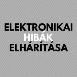 Elektronikai problémák