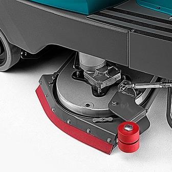 Eureka E85 padlótisztító gép fröcskölésvédő