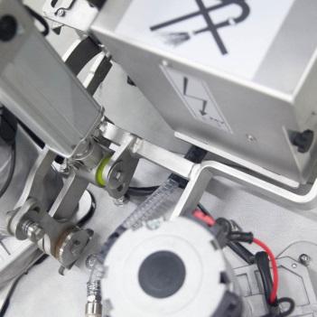 rozsdamentes alvázas takarítógép